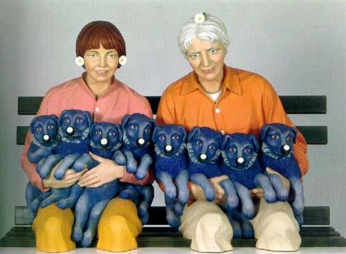 koons puppies